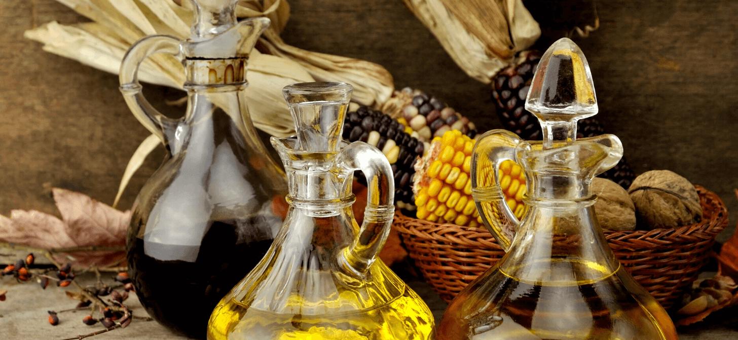 Olivenöl/Essig