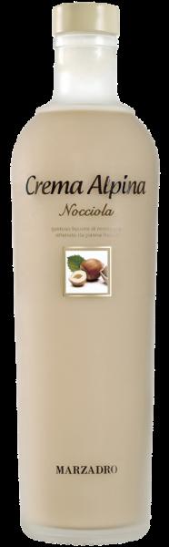 Marzadro Crema Alpina Nocciola 0,7L