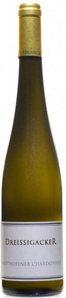 Dreissigacker Westhofener Chardonnay trocken - 2014