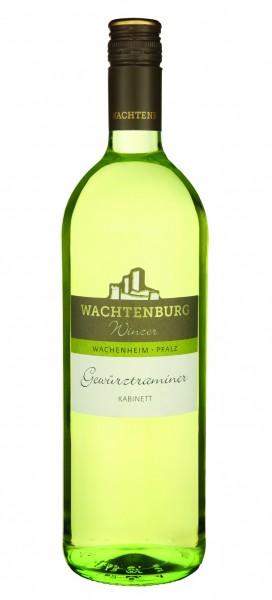 Wachtenburger Gewürztraminer fruchtsüss 1,0L - 2015