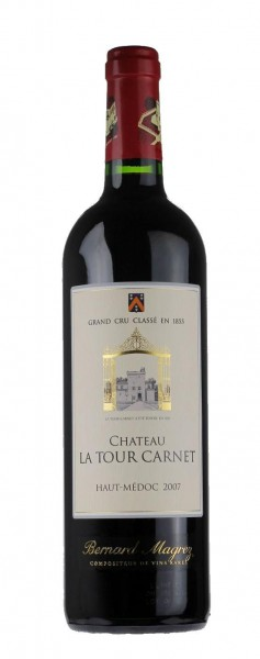 Château La Tour Carnet Haut Medoc Grand Cru Classé - Jahrgang: 2015