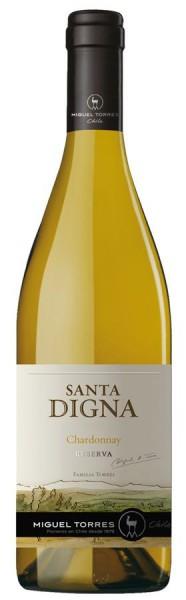 Santa Digna Chardonnay Reserva - 2015