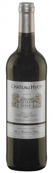 Château Hyot Côtes de Bordeaux AOC - 2015