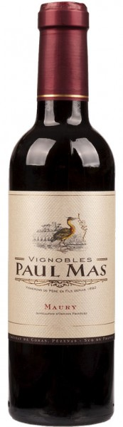 Paul Mas Maury AOP 0,375L - 2010