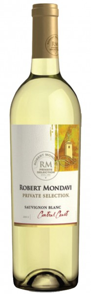Robert Mondavi Private Selection Sauvignon Blanc - 2014