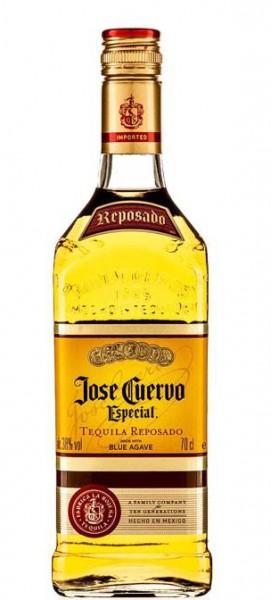 Jose Cuervo Especial Gold Tequila Reposado 0,7L