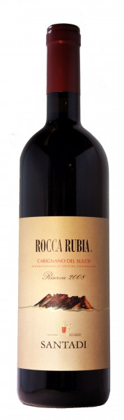 Santadi Rocca Rubia Riserva DOC - 2014