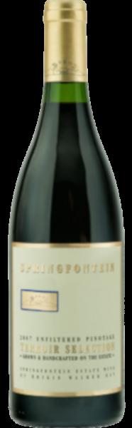 Springfontein Terroir Selection Pinotage - Jahrgang: 2017