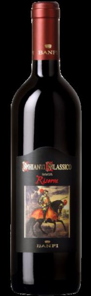 Castello Banfi Chianti Classico Riserva DOCG - 2014
