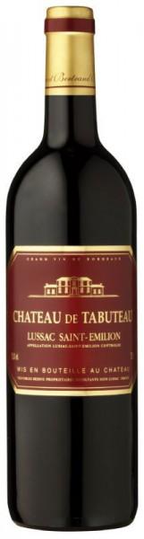 Château de Tabuteau Lussac-Saint-Émilion AOC - 2011