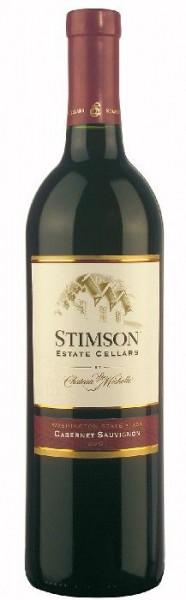 Stimson Estate Cellars Cabernet Sauvignon - 2012